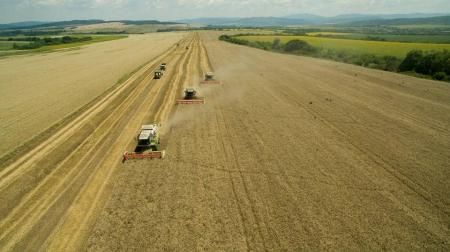 Fuel deliveries for harvest 20